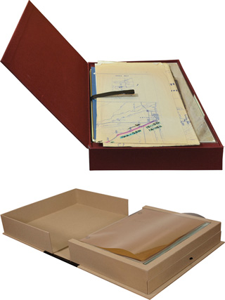 Document drawer example