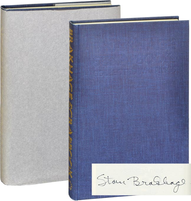 Brakhage Scrapbook: Collected Writings 1964-1980. Stan Brakhage.