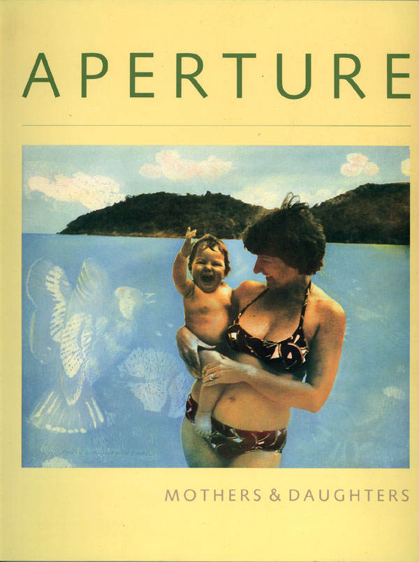 Aperture 107 - Mothers and Daughters, Summer 1987. Michael E. Hoffman, executive director.