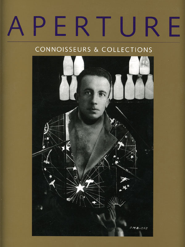 Aperture 124 - Connoisseurs and Collections, Summer 1991. Michael E. Hoffman, executive director.