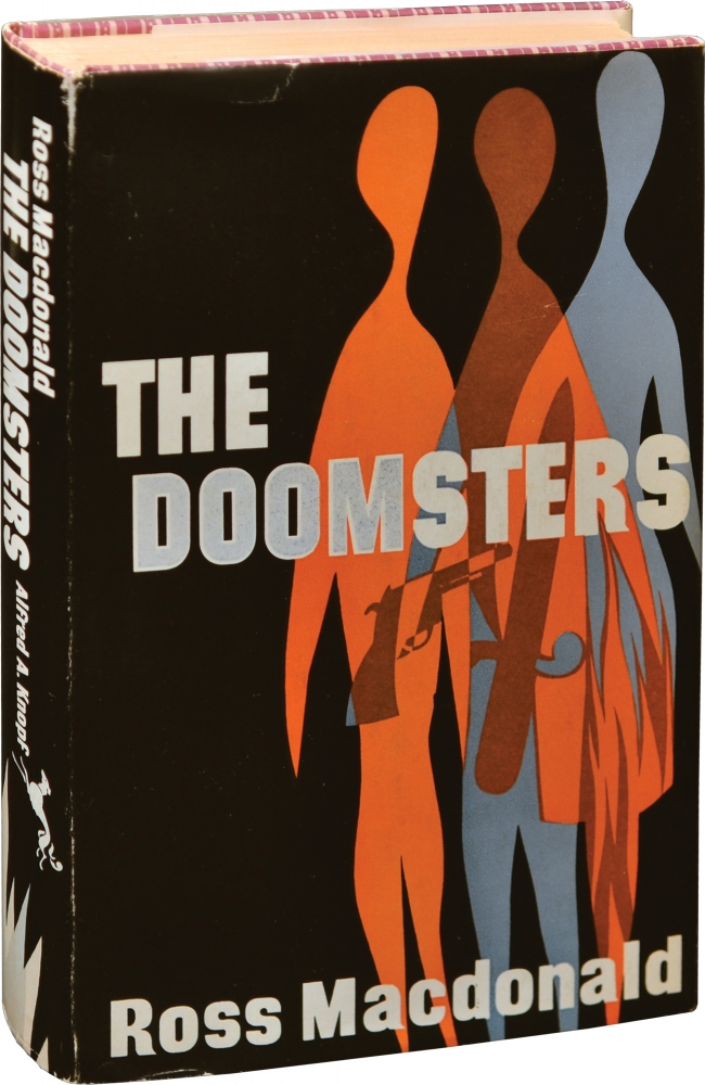 The Doomsters. Ross Macdonald.