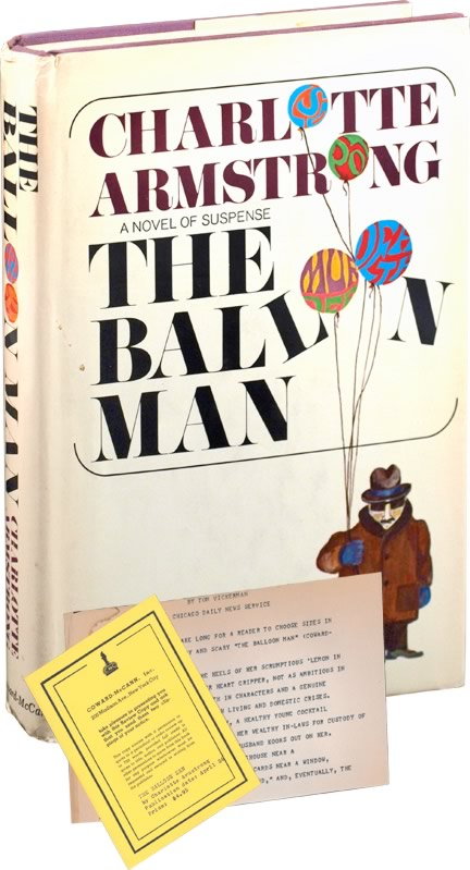 The Balloon Man. Charlotte Armstrong.