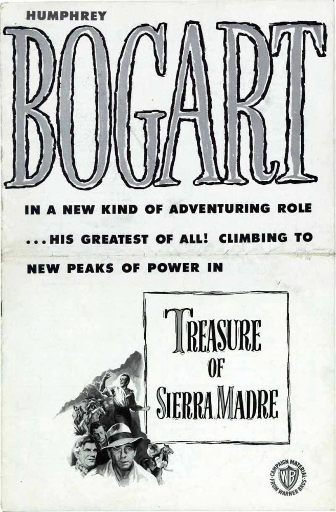 Treasure of the Sierra Madre. Film Pressbooks.