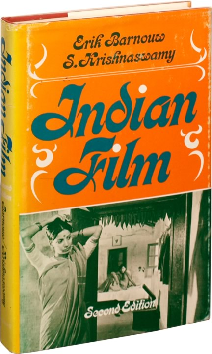 Indian Film. Erik Barnouw, S. Krishnaswamy.