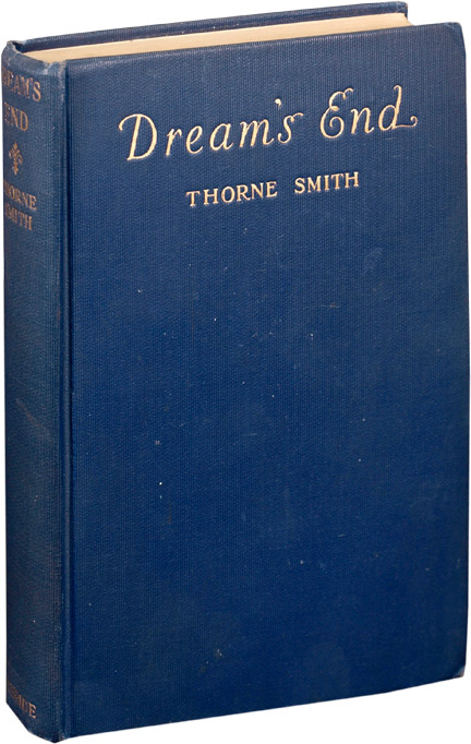 Dream's End. Thorne Smith.