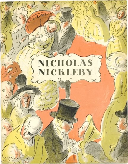 The Life and Adventures of Nicholas Nickleby. Alberto Cavalcanti, Charles Dickens, John Dighton, director, novel, screenwriter.