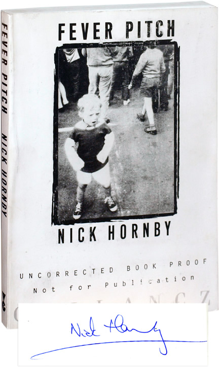 Fever Pitch. Nick Hornby.