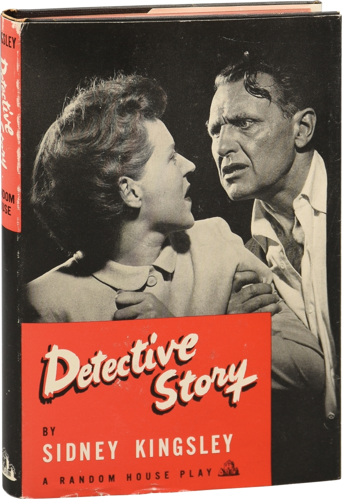 Detective Story. Sidney Kingsley.