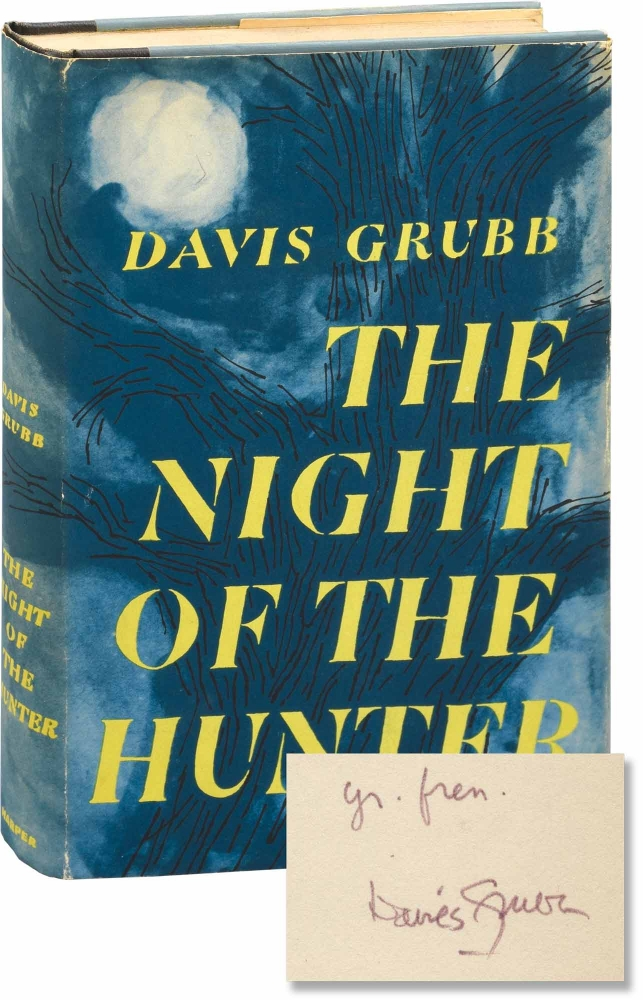 Night of the Hunter. Davis Grubb.