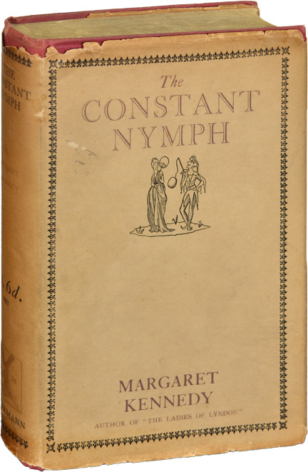 The Constant Nymph. Margaret Kennedy.