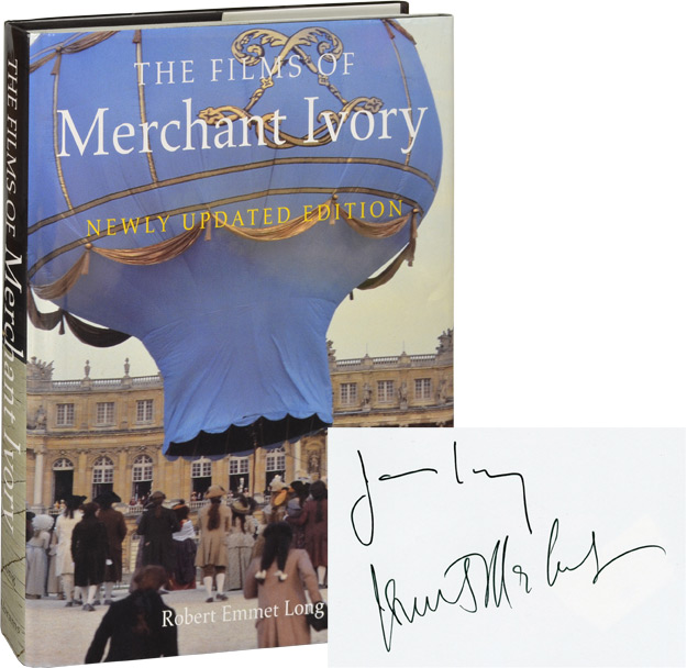 The Films Of Merchant Ivory: Newly Updated Edition. Robert Emmet Long.