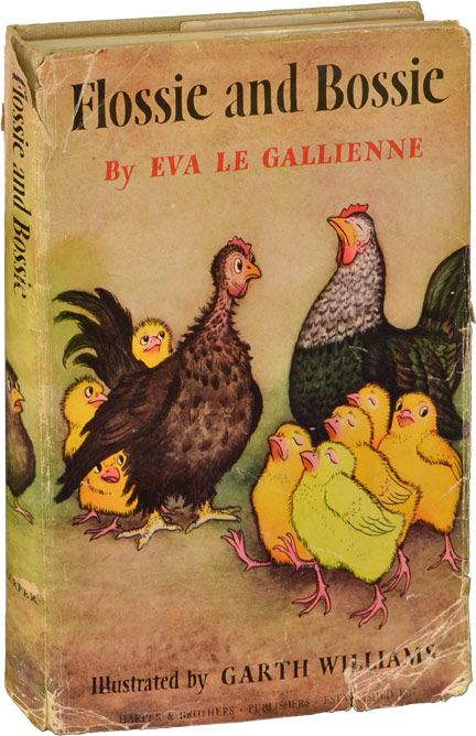 Flossie and Bossie. Eva Le Gallienne, Garth Williams, illustrations.