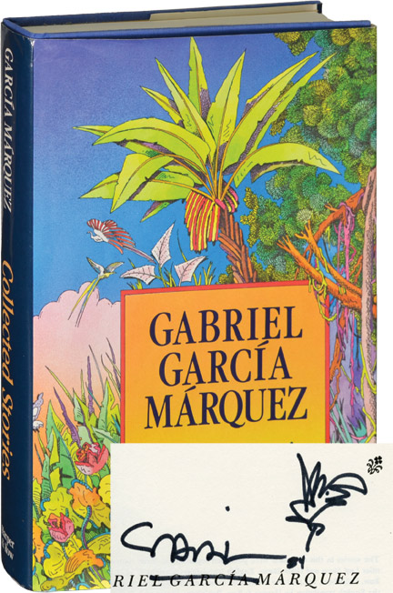 Collected Stories. Gabriel Garcia Marquez.