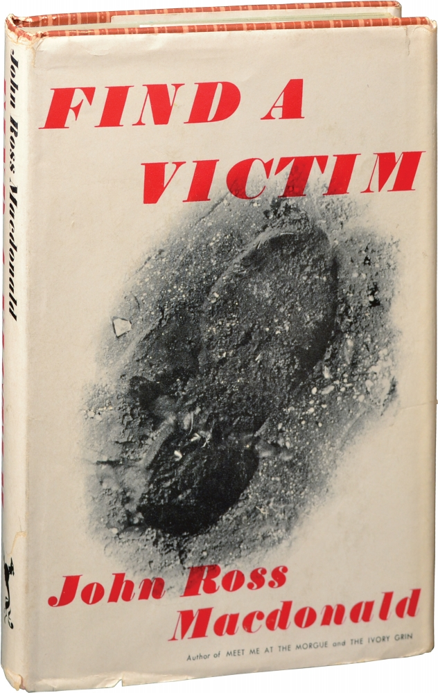 Find a Victim. John Ross Macdonald.
