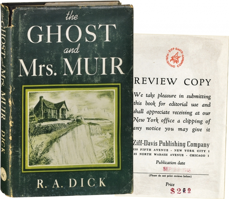 The Ghost and Mrs. Muir. R. A. Dick.