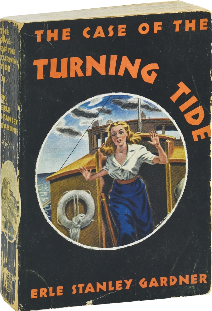 The Case of the Turning Tide. Erle Stanley Gardner.