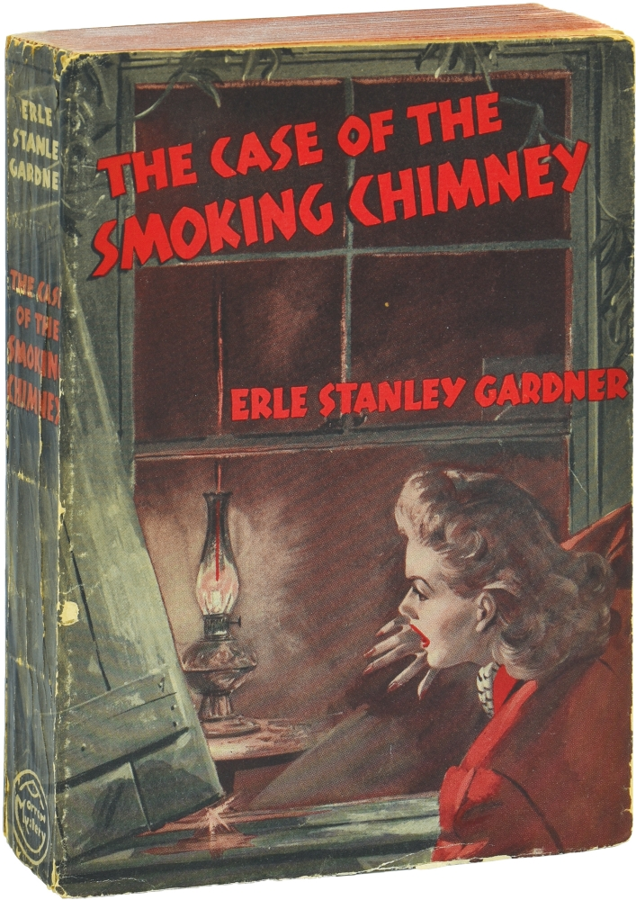 The Case of the Smoking Chimney. Erle Stanley Gardner.