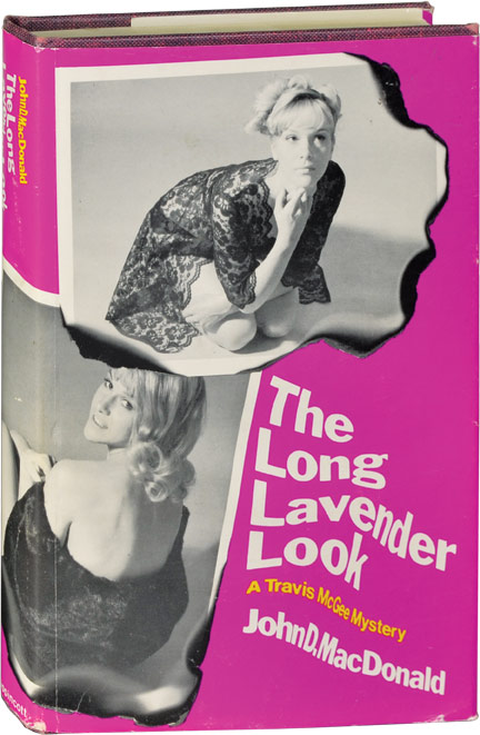 The Long Lavender Look. John D. MacDonald.