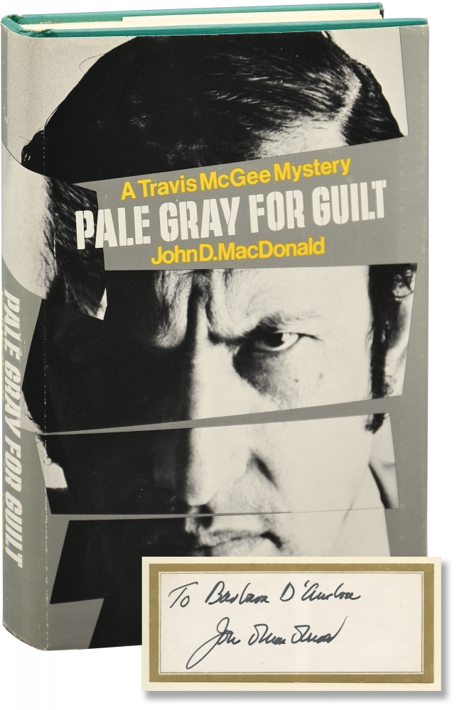 Pale Gray for Guilt. John D. MacDonald.