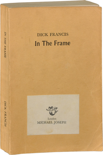 In the Frame. Dick Francis.