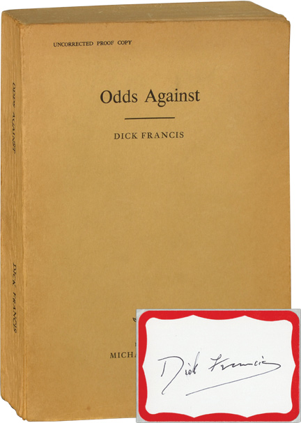 Odds Against. Dick Francis.