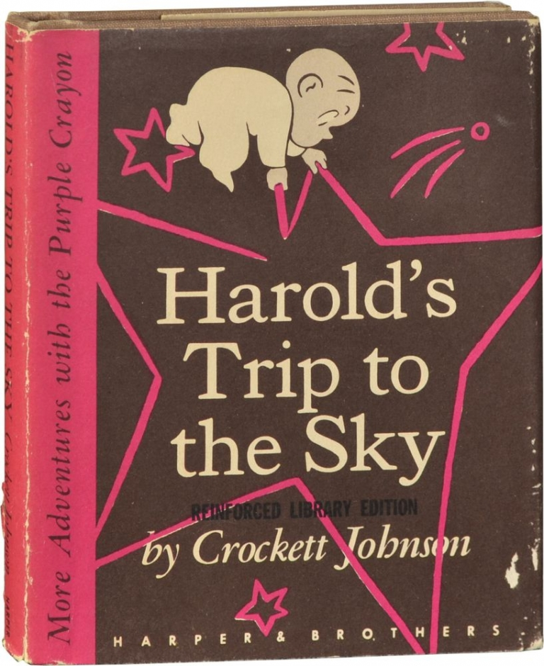 Harold's Trip to the Sky. Crockett Johnson.