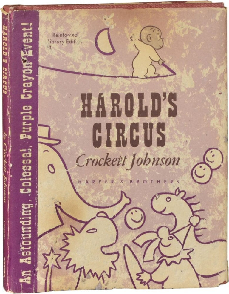 Harold's Circus. Crockett Johnson.