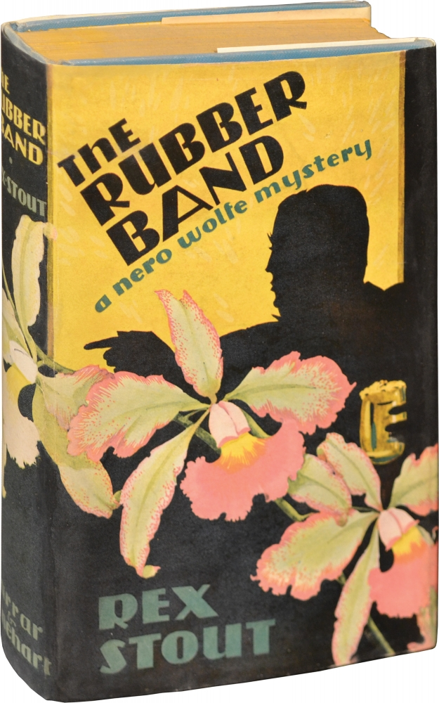 The Rubber Band. Rex Stout.