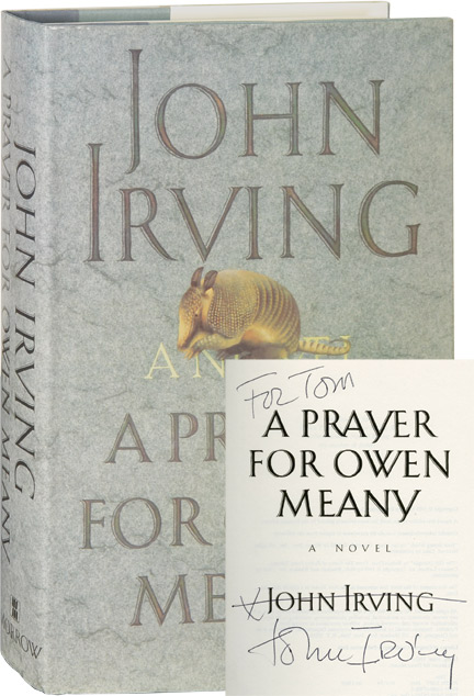 A Prayer for Owen Meany. John Irving.