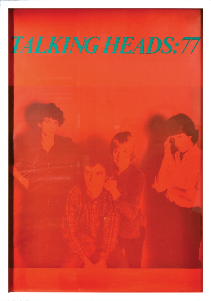 Talking Heads 77. Talking Heads.
