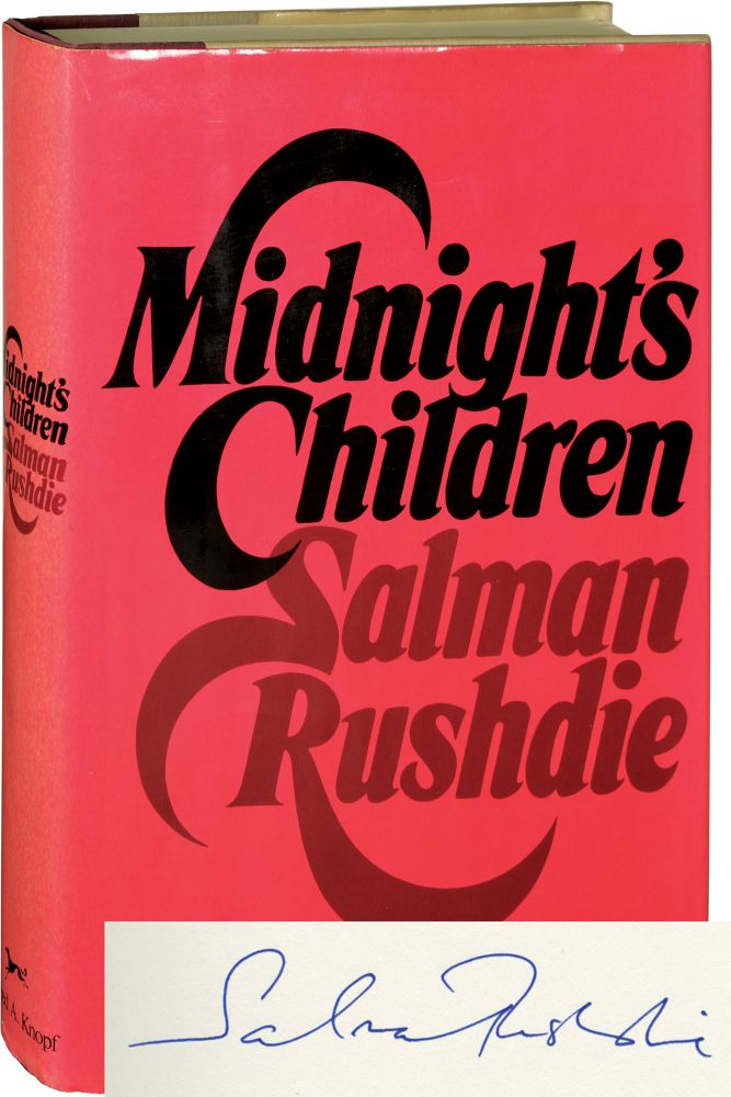 Midnight's Children. Salman Rushdie.