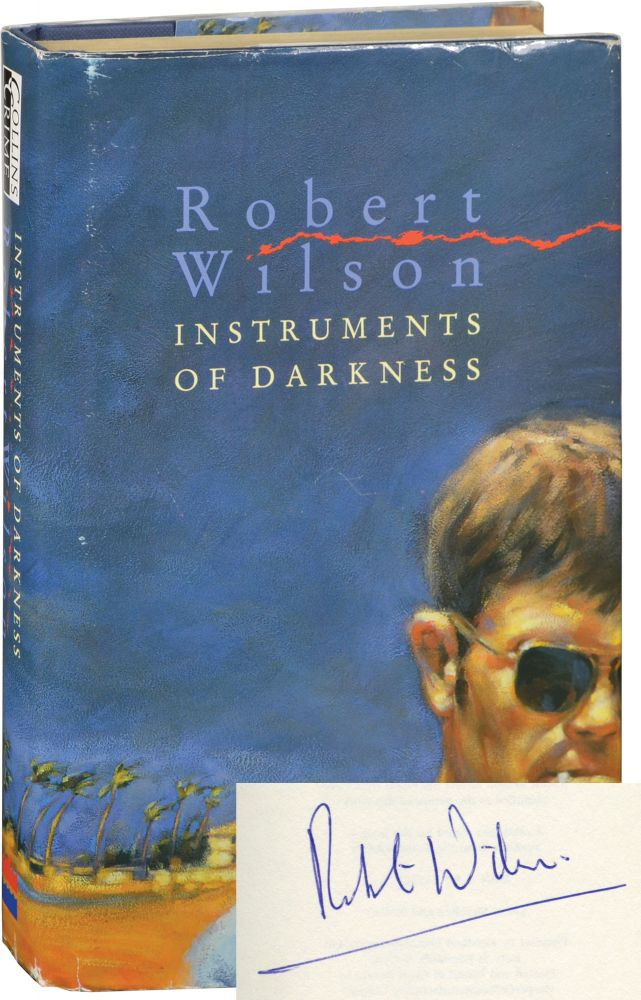 Instrument of Darkness. Robert Wilson.