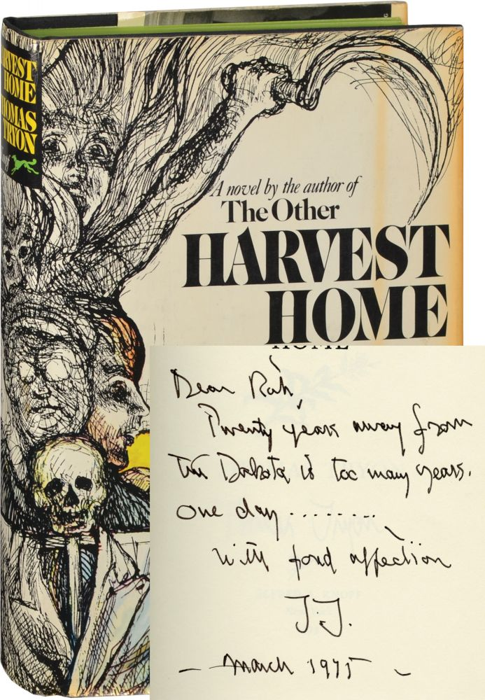 Harvest Home. Ruth Ford, Thomas Tryon.