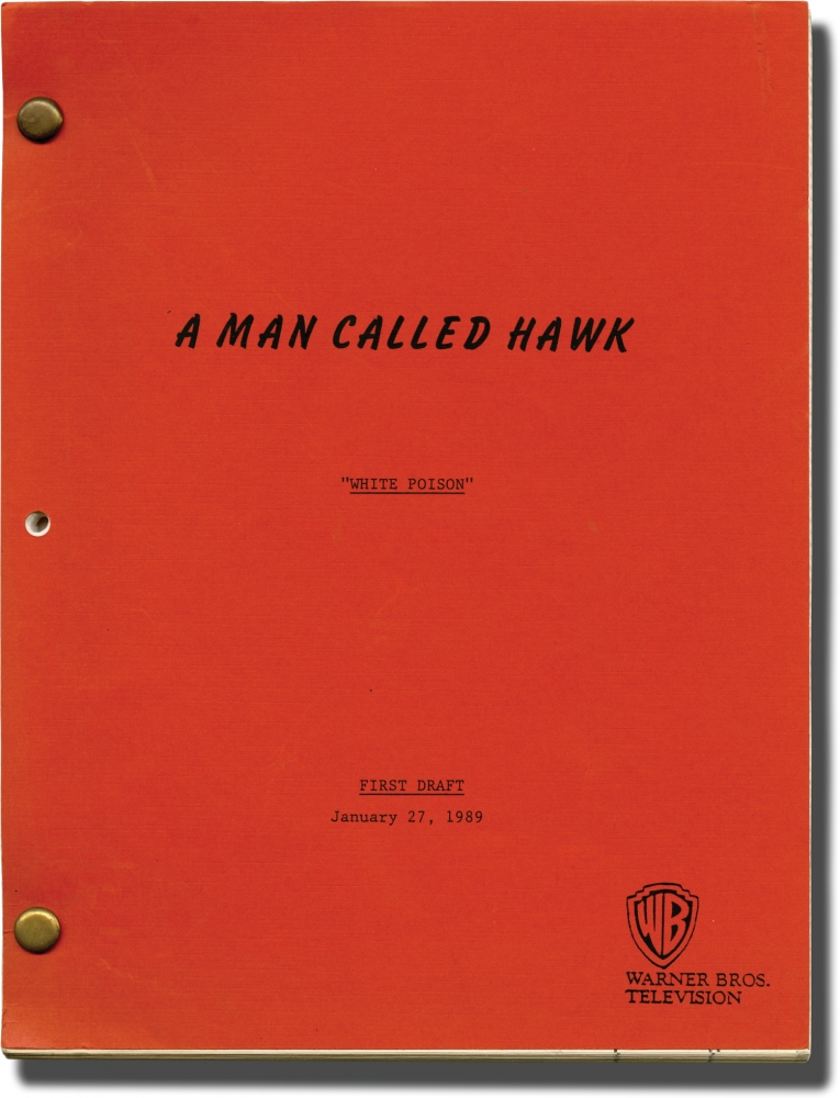 A Man Called Hawk: Poison [White Poison]. Virgil Vogel, Robert B., Joan Parker, Yusef Bulos Avery Brooks, Joseph C. Phillips, William Fichtner, director, screenwriters, starring.