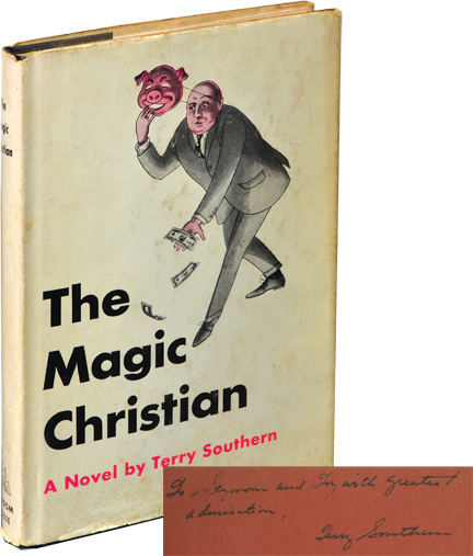 The Magic Christian. Terry Southern.