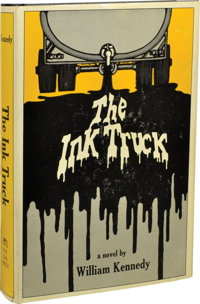 The Ink Truck. William Kennedy.