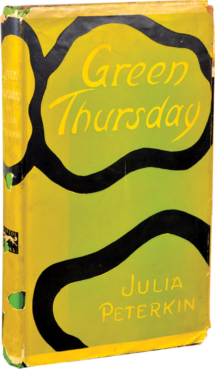 Green Thursday. Julia Peterkin.