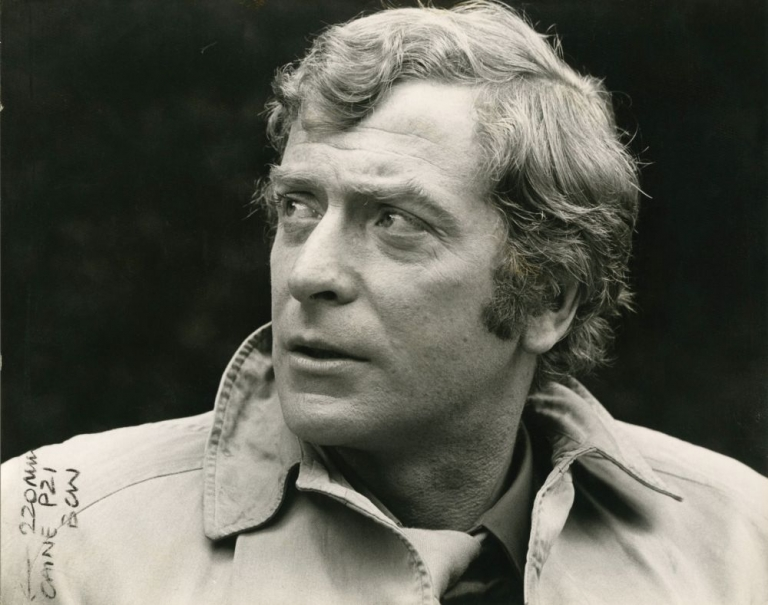 The Black Windmill. Don Siegel, Clive Egleton, Leigh Vance, Donald Pleasence Michael Caine, Clive Revill, Delphine Seyrig, director, novel, screenwriter, starring.