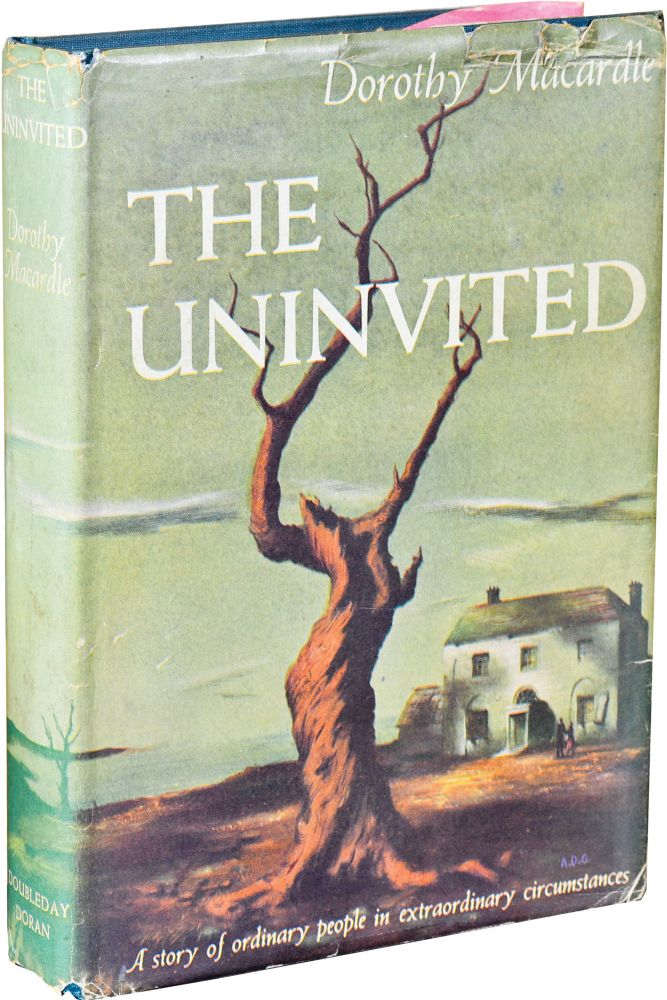 The Uninvited. Margaret Callan, Dorothy Macardle.