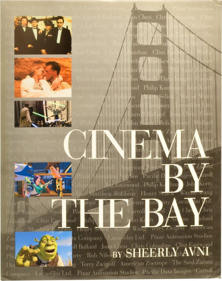Cinema By the Bay. Sheerly Avni, Michael Sragow, introduction.
