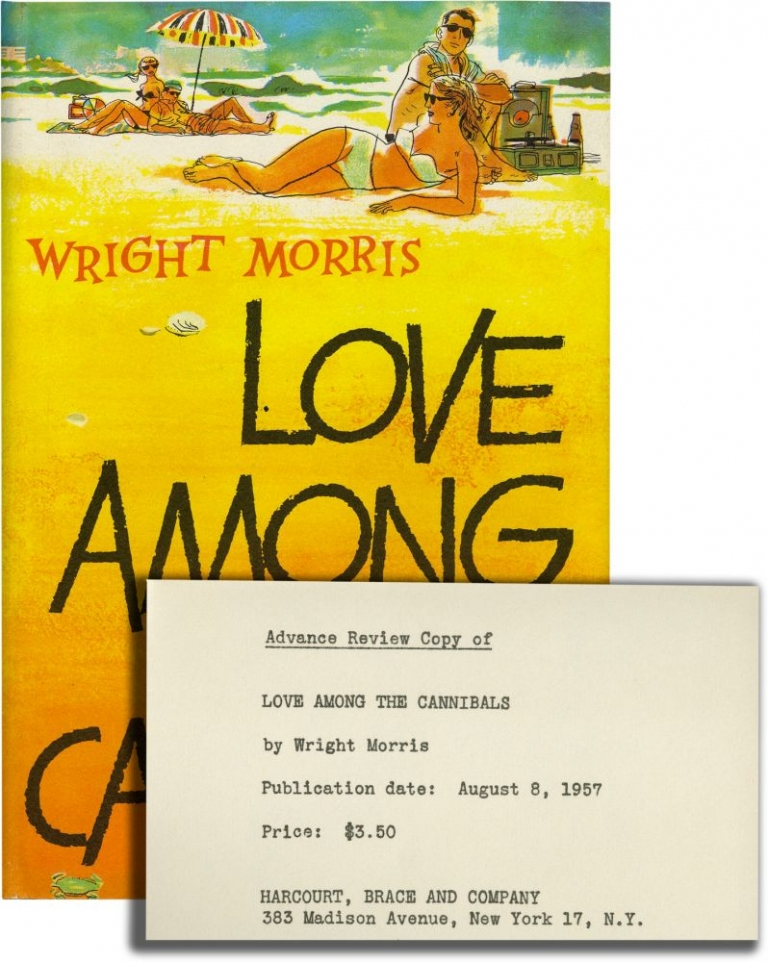 Love Among the Cannibals. Wright Morris.