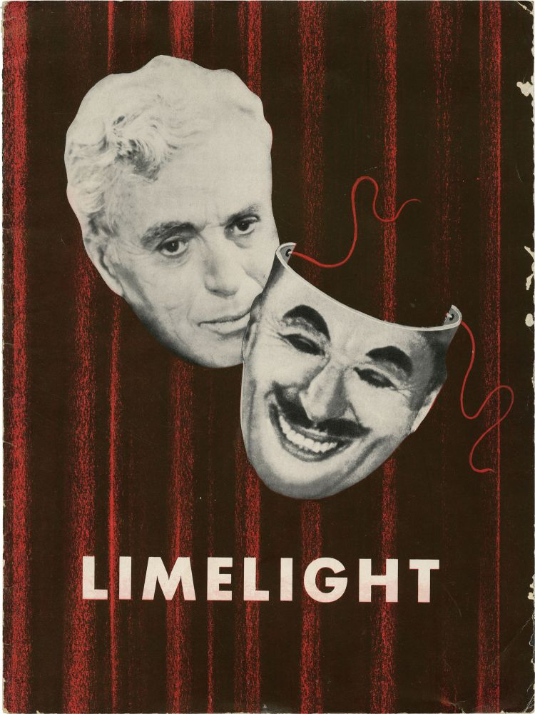 Limelight. Charles Chaplin, Charlie, screenwriter director, starring, Claire Bloom Buster Keaton, starring.