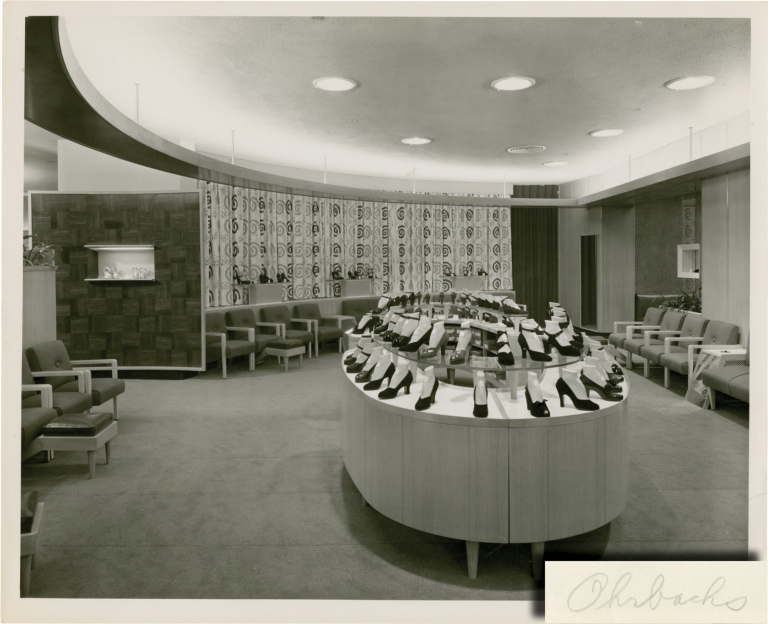 ohrbach s department store in los angeles circa early