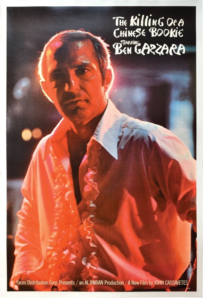 The Killing of a Chinese Bookie | John Cassavetes, Catherine Wong Ben  Gazzara, Seymour Cassell