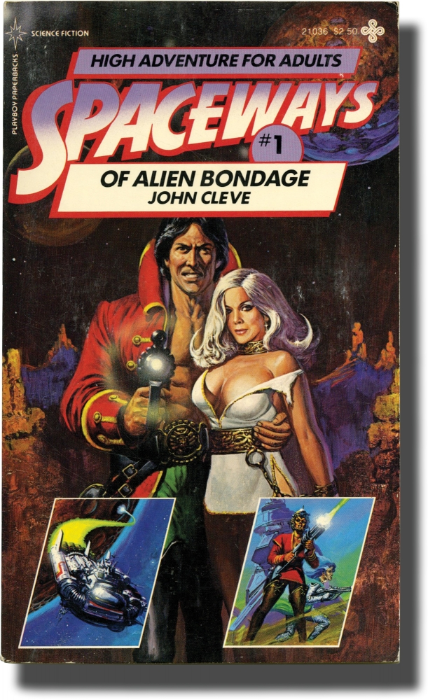 Spaceways: Volumes 1-4. Andrew J. Offutt, John Cleve.
