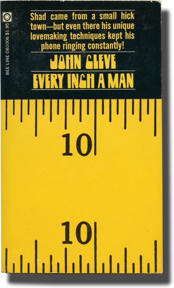 Every Inch a Man. Andrew J. Offutt, John Cleve.