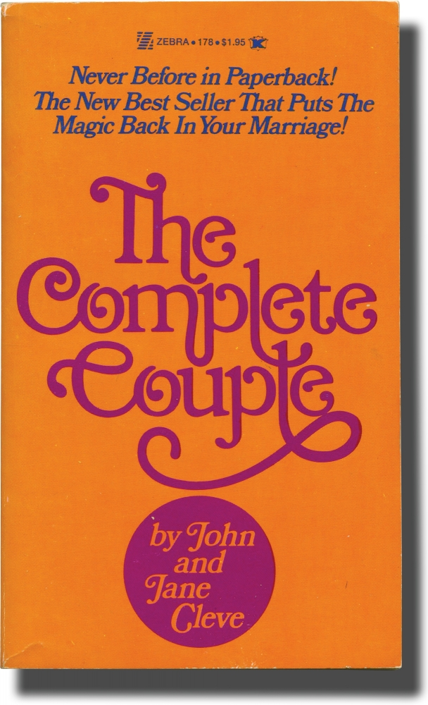 The Complete Couple. Andrew J. Offutt, John and Jane Cleve, John, Jane Cleve.