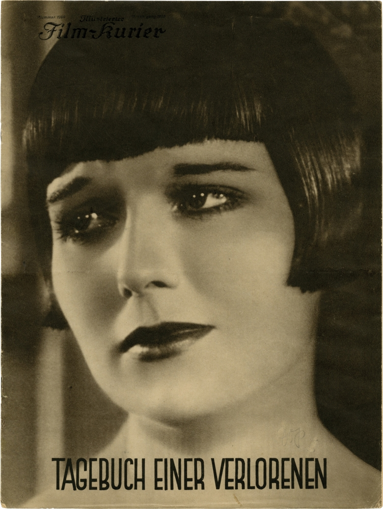 Diary of a Lost Girl [Tagebuch Einer Verlorenen]. George Wilhelm Pabst, Louise Brooks, director, starring, G W.