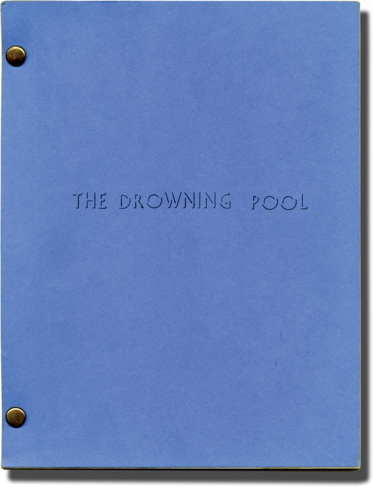The Drowning Pool. Stuart Rosenberg, Tracy Keenan Wynn, Ross Macdonald, Joanne Woodward Paul Newman, director, screenwriter, novel, starring.