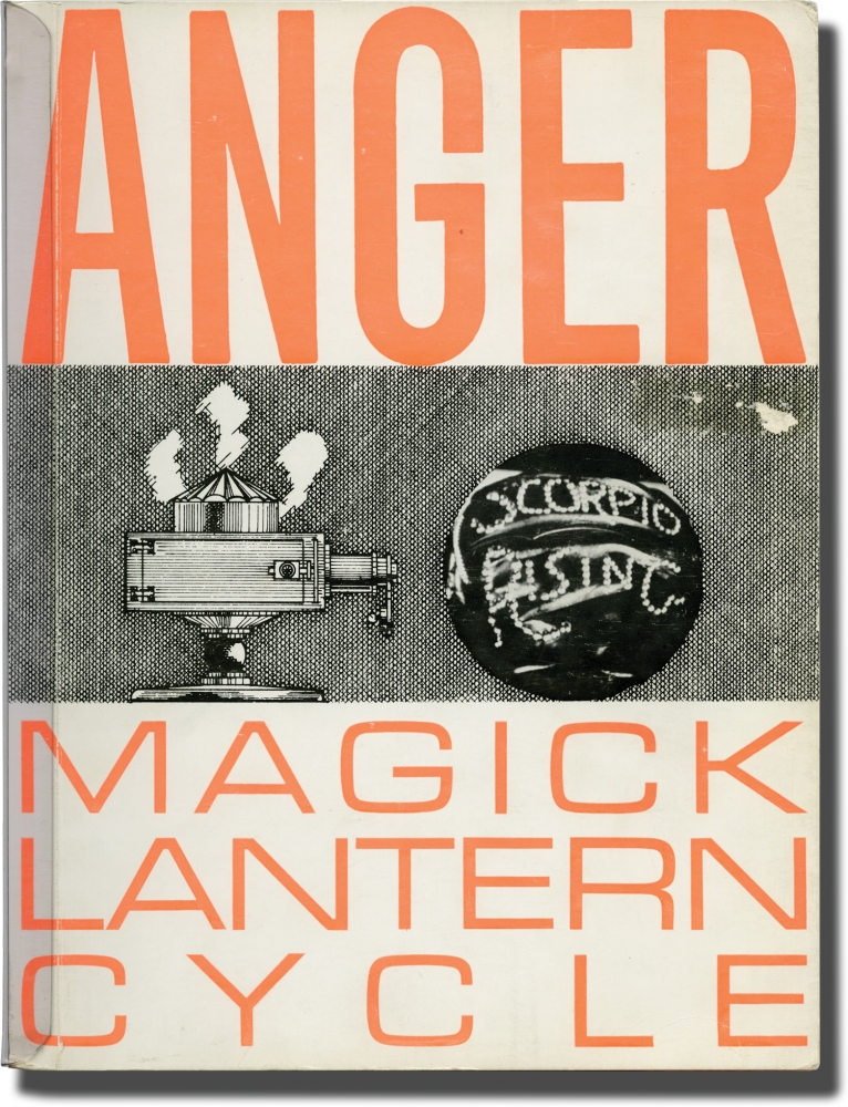 Magick Lantern Cycle. Kenneth Anger.